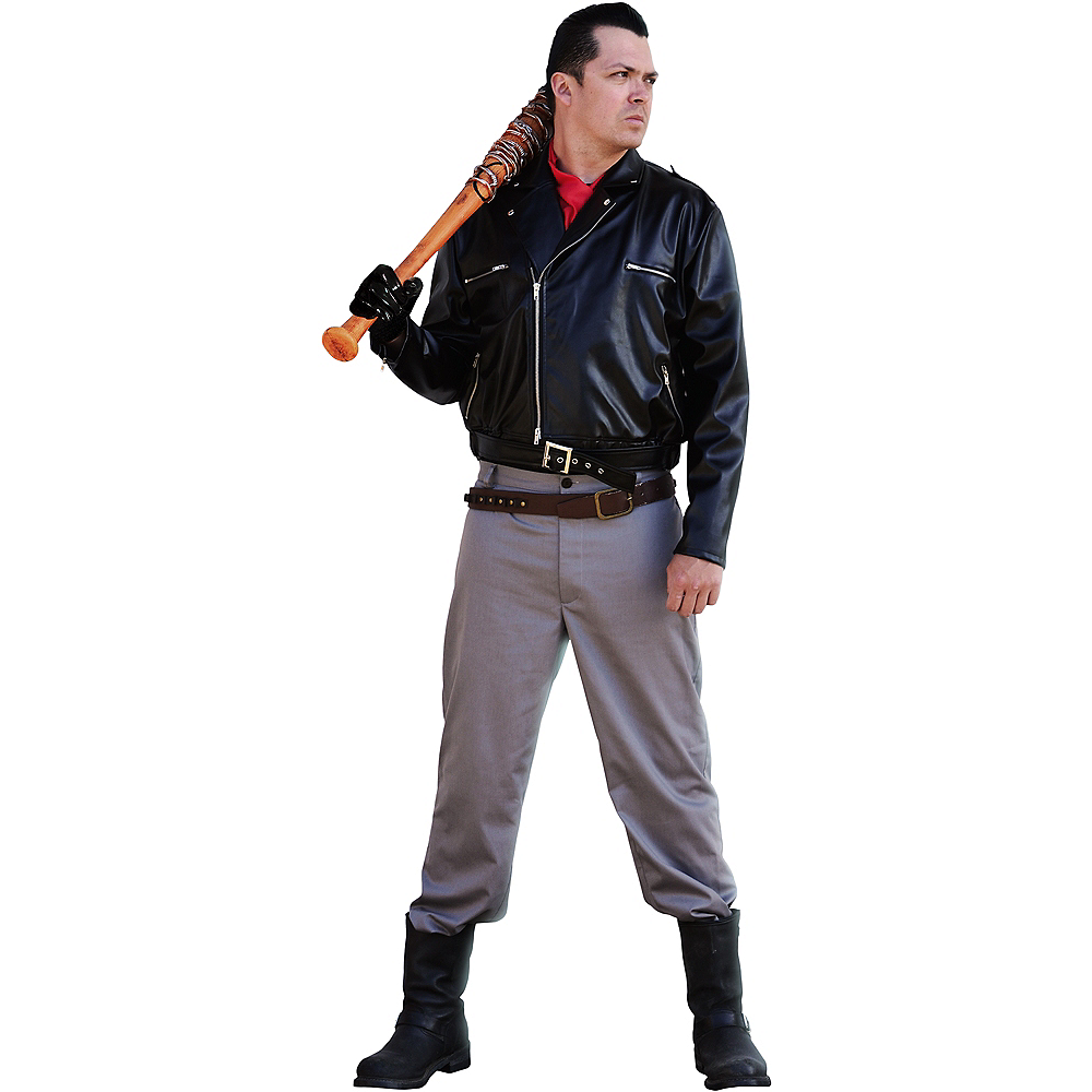 Mens Negan Costume - The Walking Dead Image #1