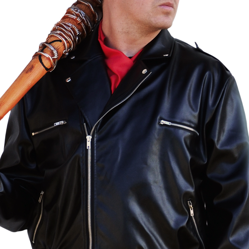Mens Negan Costume - The Walking Dead Image #2