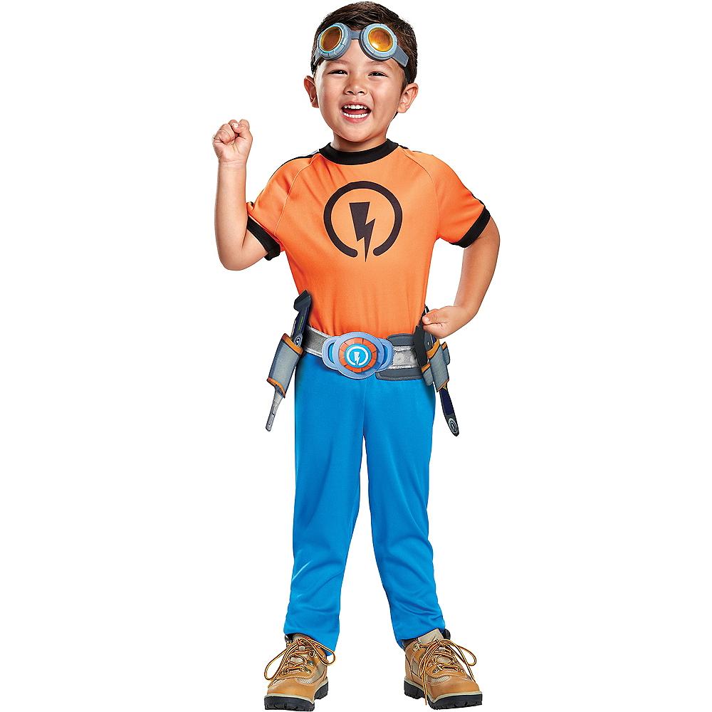 Child Rusty Costume - Rusty Rivets Image #1