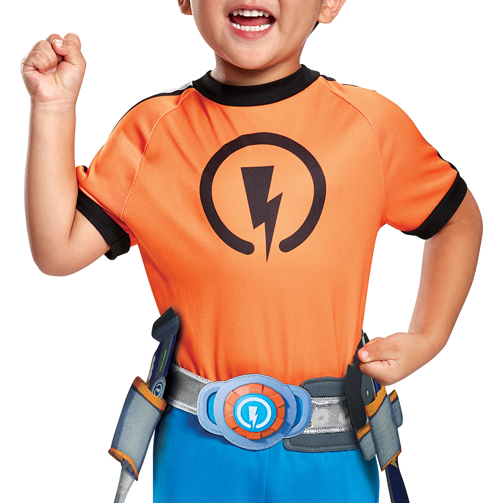 Child Rusty Costume - Rusty Rivets Image #3
