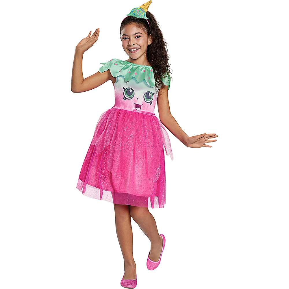 Child Ice Cream Kate Costume - Shopkins Image #1