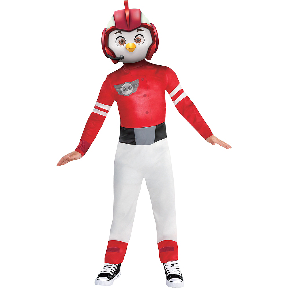 Boys Rod Costume - Top Wing Image #1