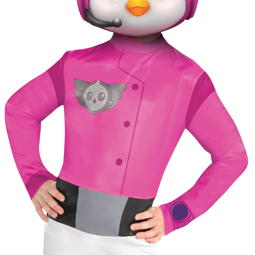Girls Penny Costume - Top Wing Image #3