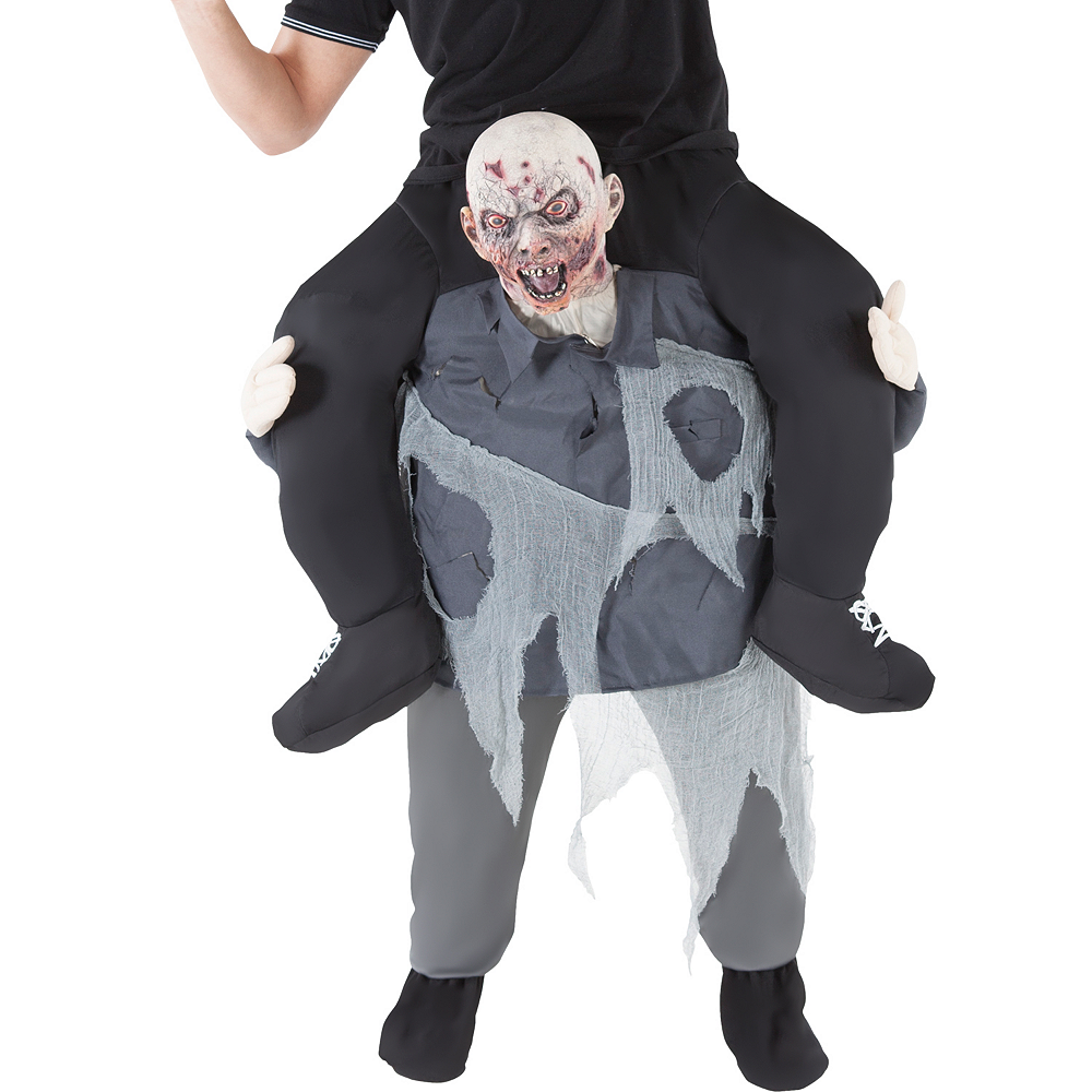 Adult Zombie Ride-On Costume Image #2