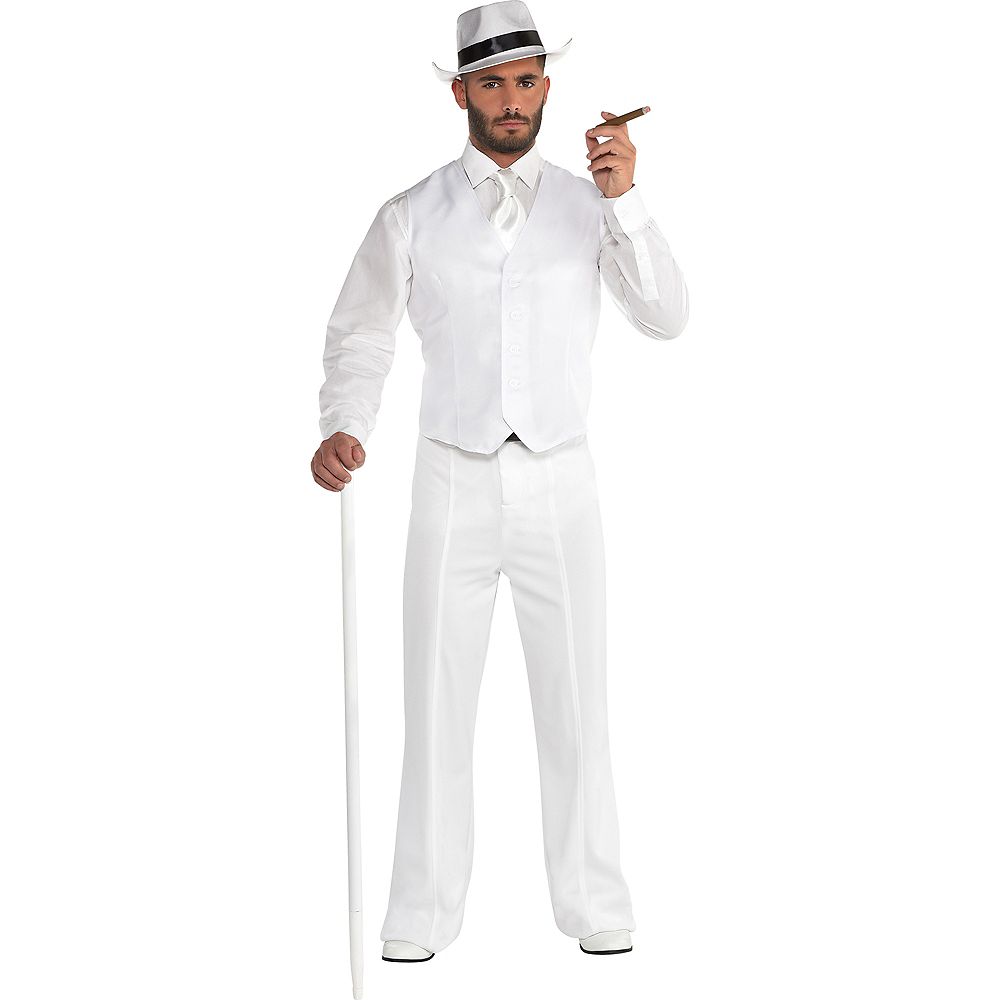 White Vest Image #3