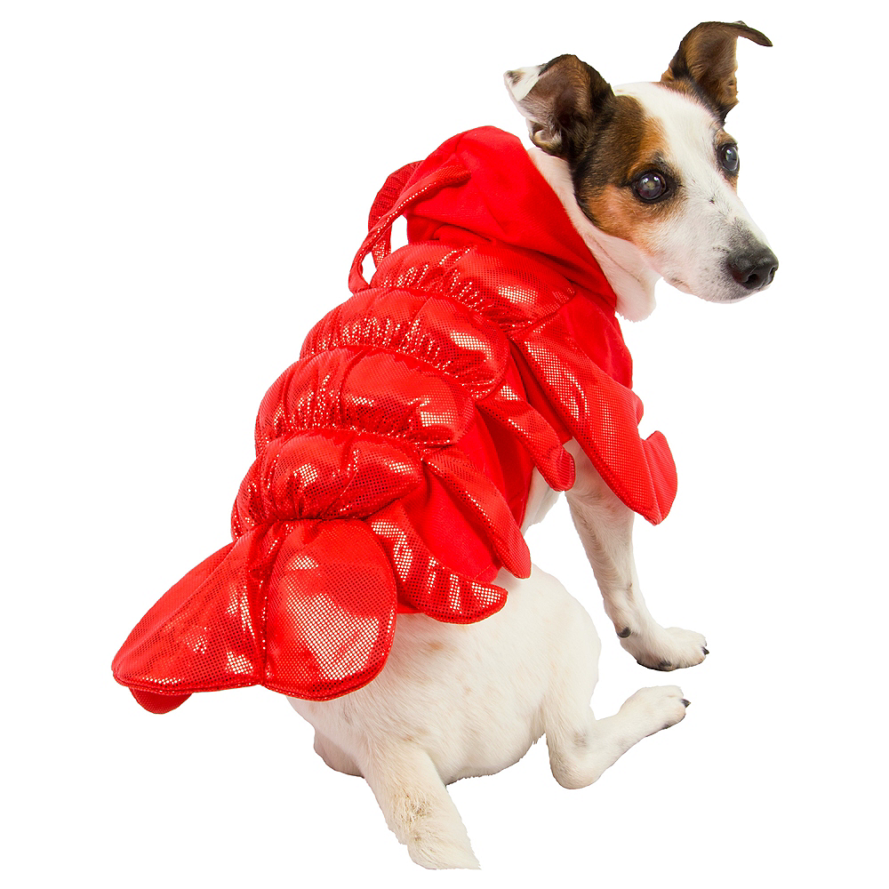 Lobster Dog Costume Image #1