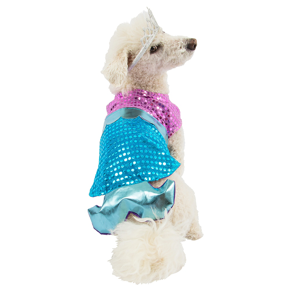 Mermaid Dog Costume Image #1