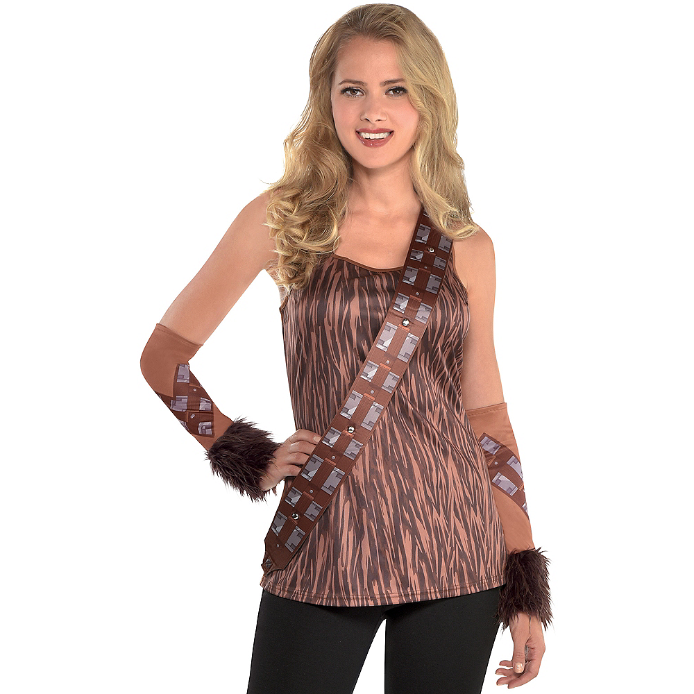 Chewbacca Tank Top - Star Wars Image #1