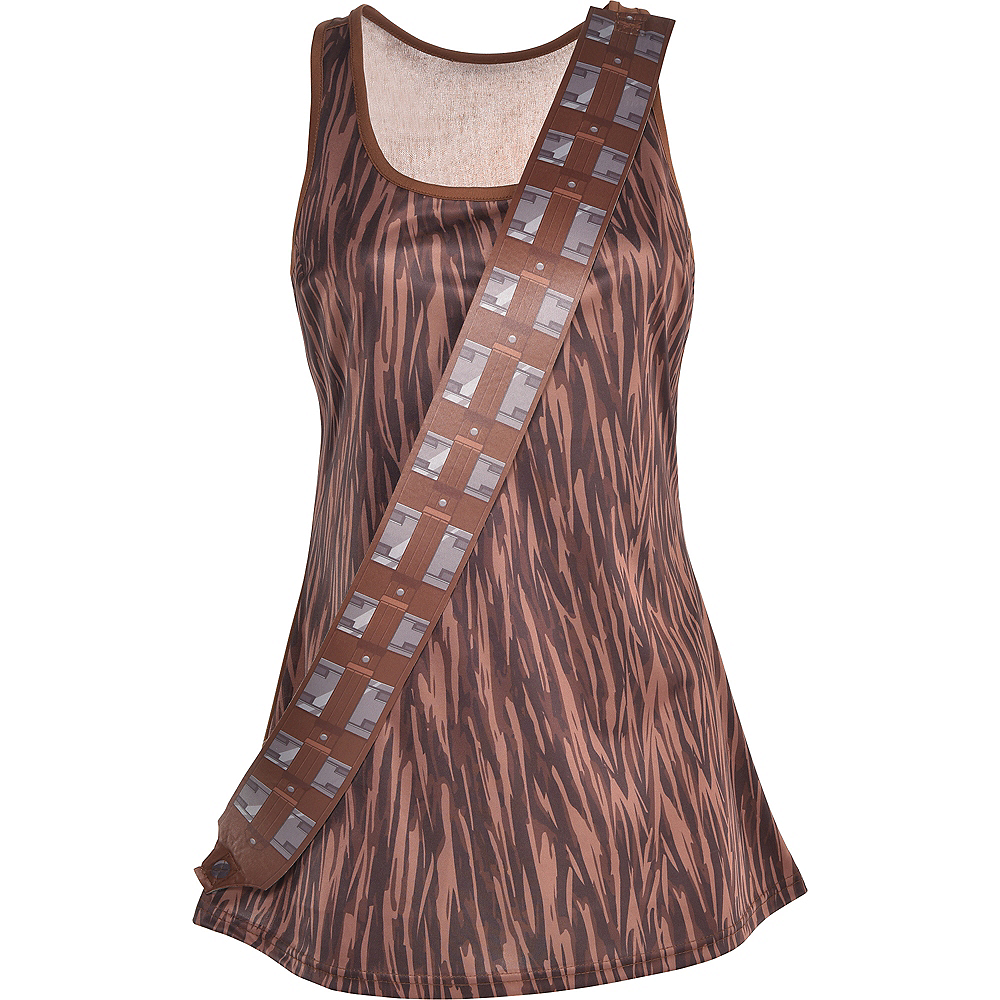 Chewbacca Tank Top - Star Wars Image #2