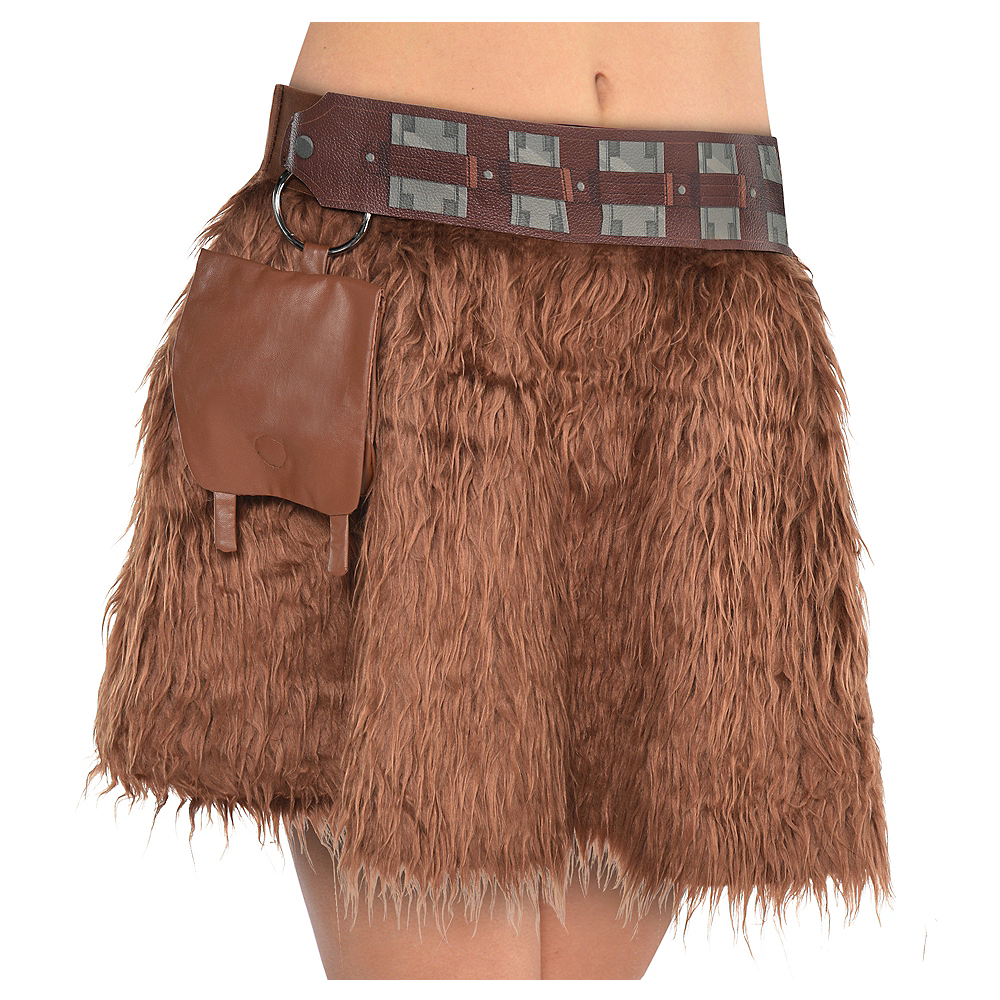 Adult Chewbacca Skirt - Star Wars Image #1