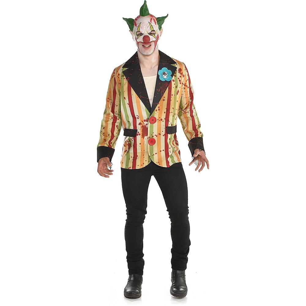 Mens Bloody Clown Jacket Image #1