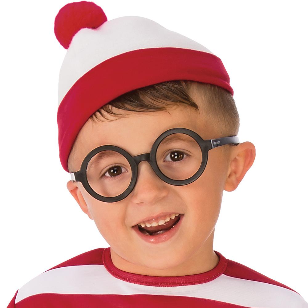 Boys Where's Waldo Costume Image #2