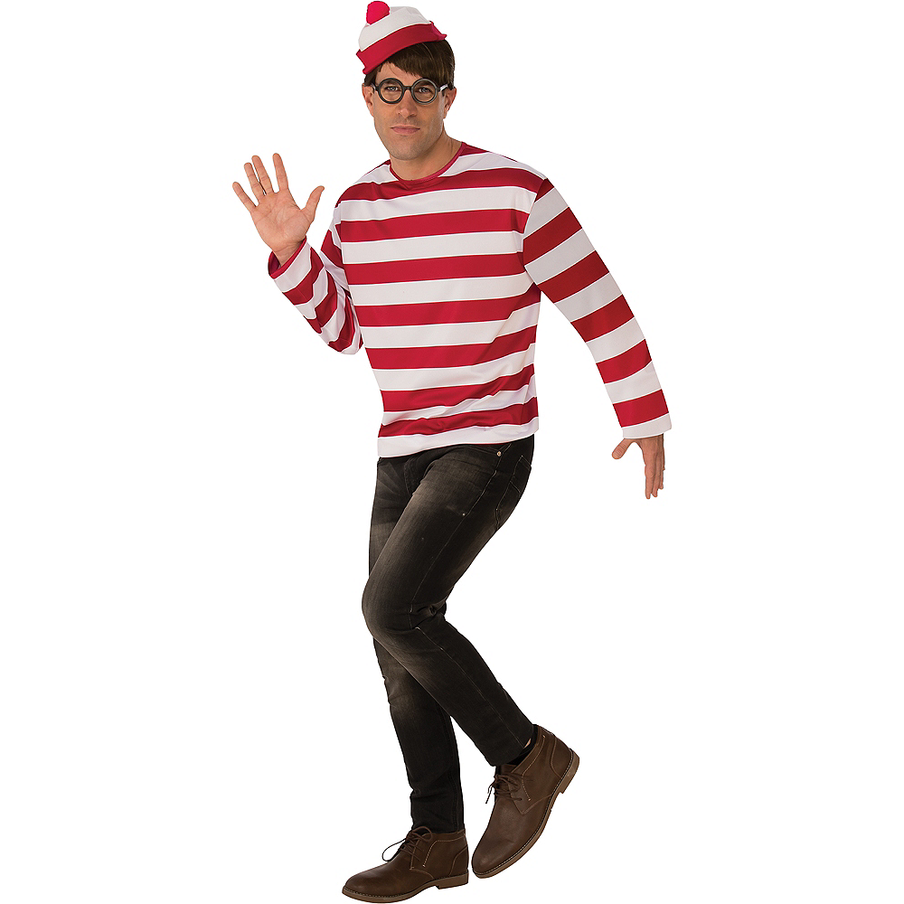 Image result for where's waldo costume