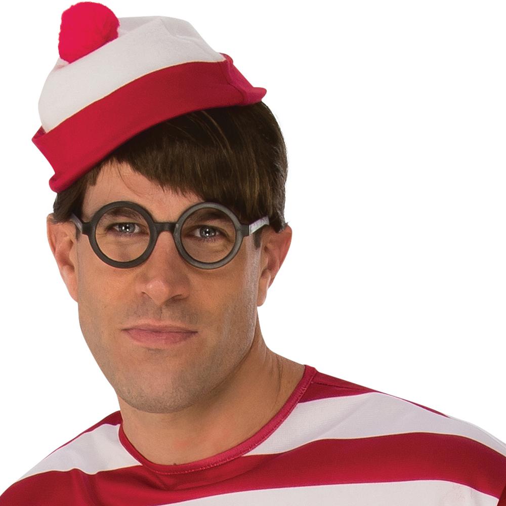 Mens Where's Waldo Costume Image #2