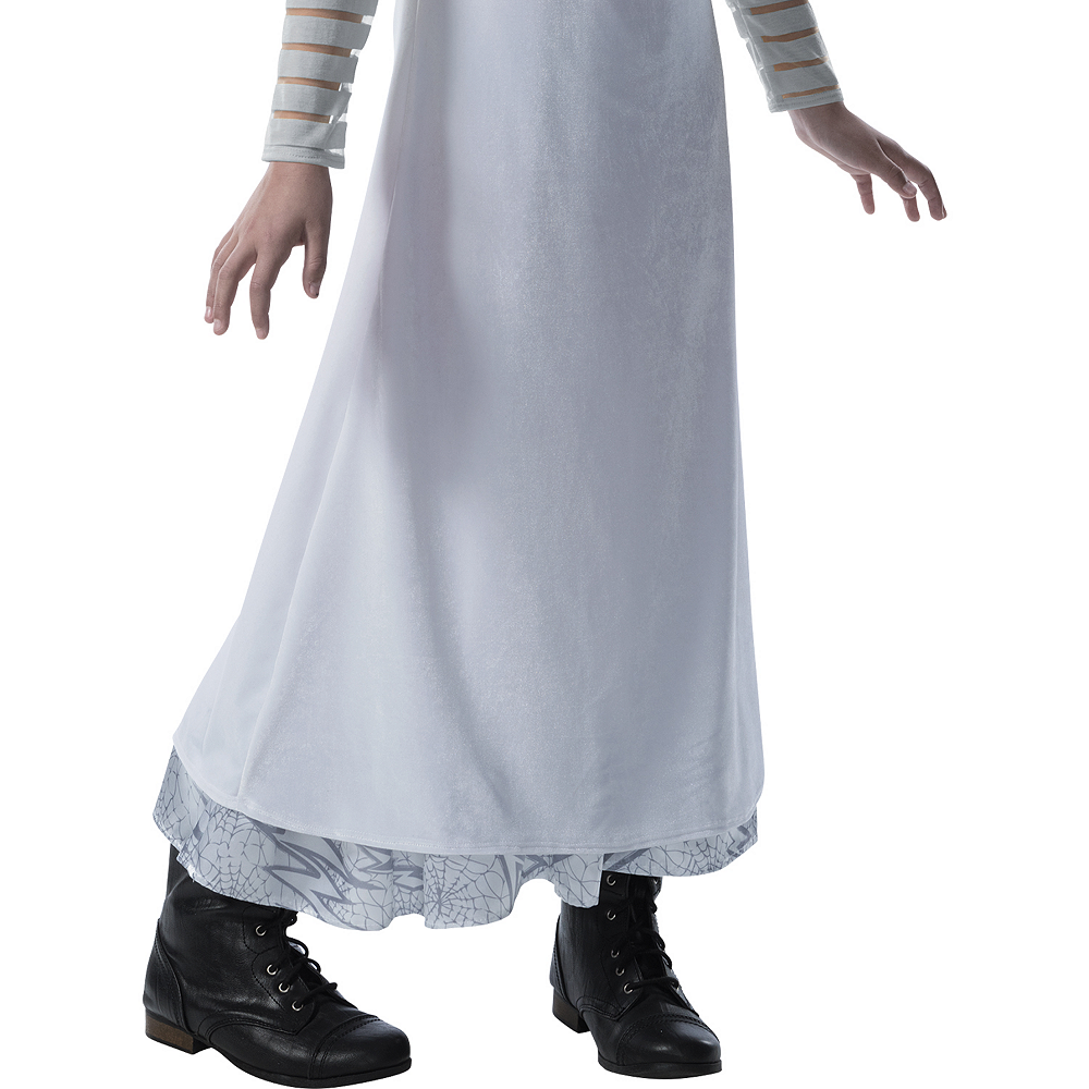Girls Bride of Frankenstein Costume Image #3