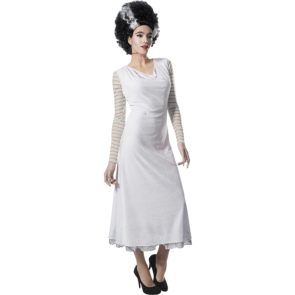 Womens Bride Of Frankenstein Costume Party City