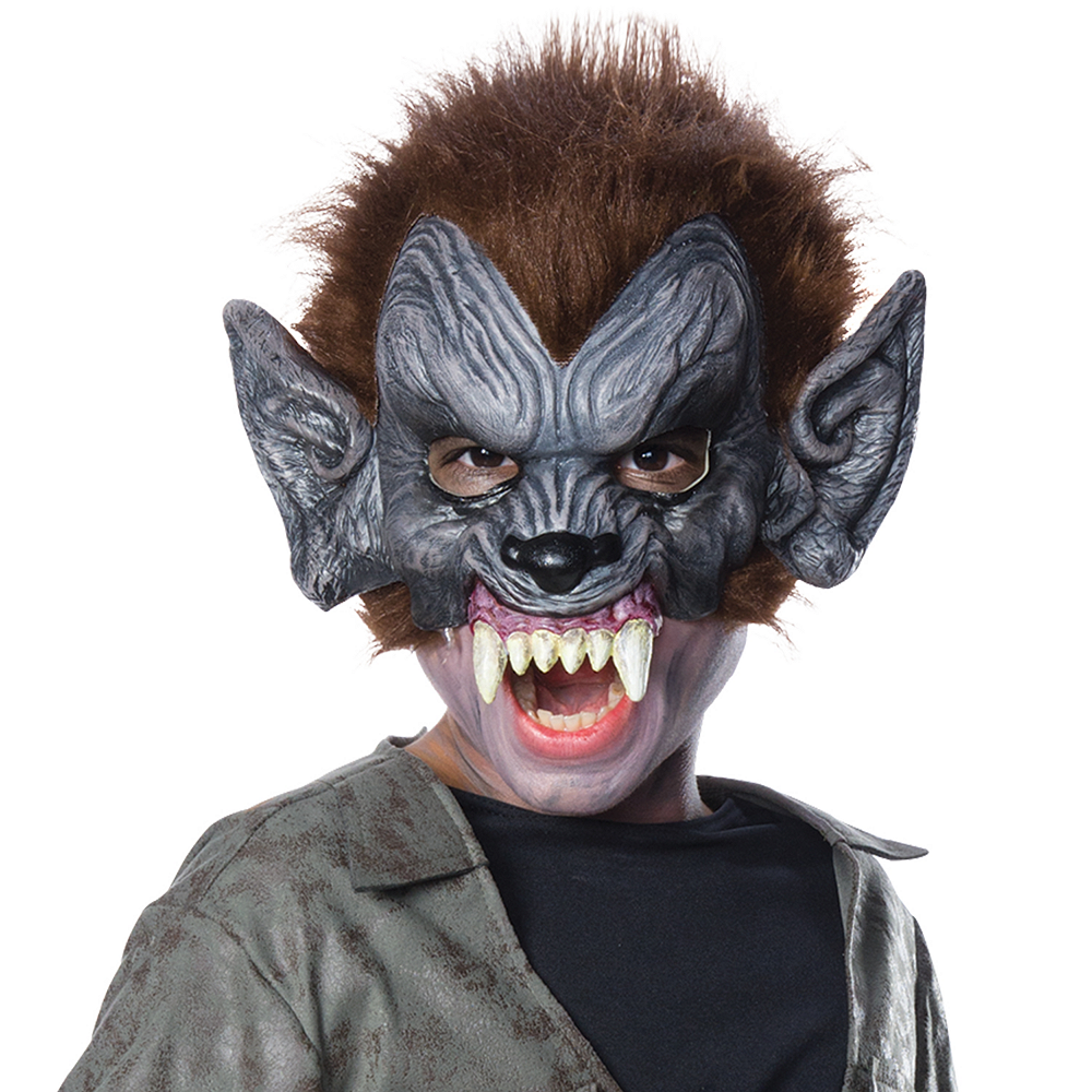 Nav Item for Boys Wolfman Costume Image #2