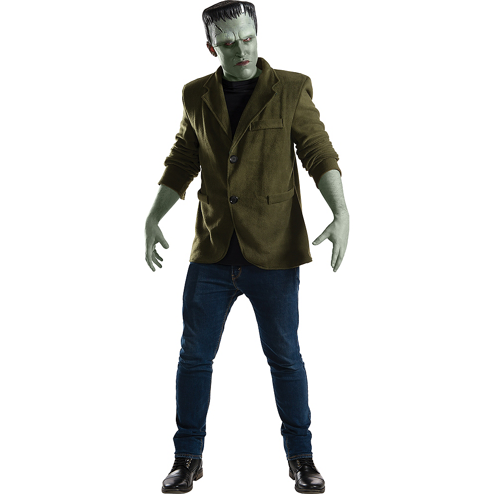Mens Frankenstein Costume Image #1