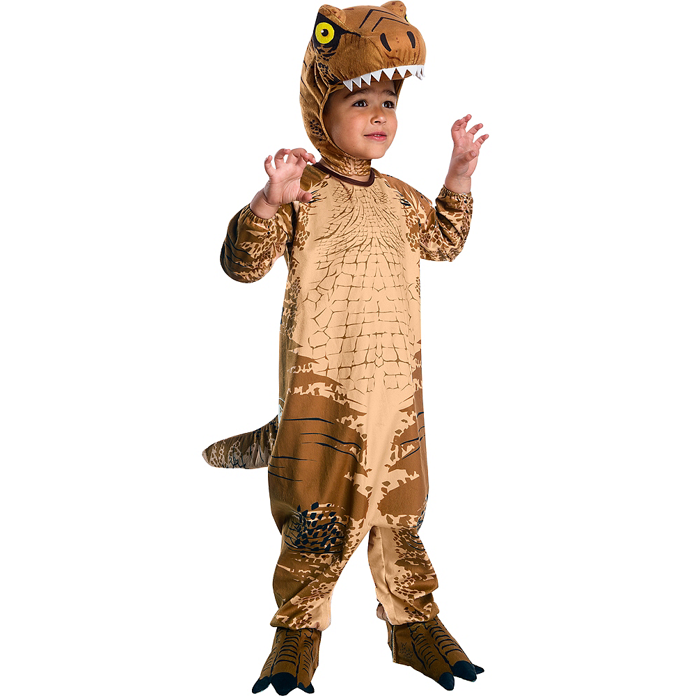 Toddler Boys T-Rex Costume - Jurassic World: Fallen Kingdom Image #1
