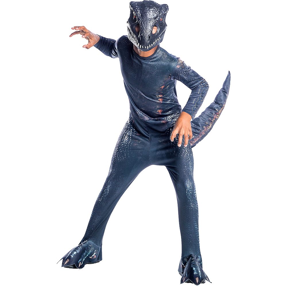 Boys Indoraptor Costume - Jurassic World: Fallen Kingdom Image #1
