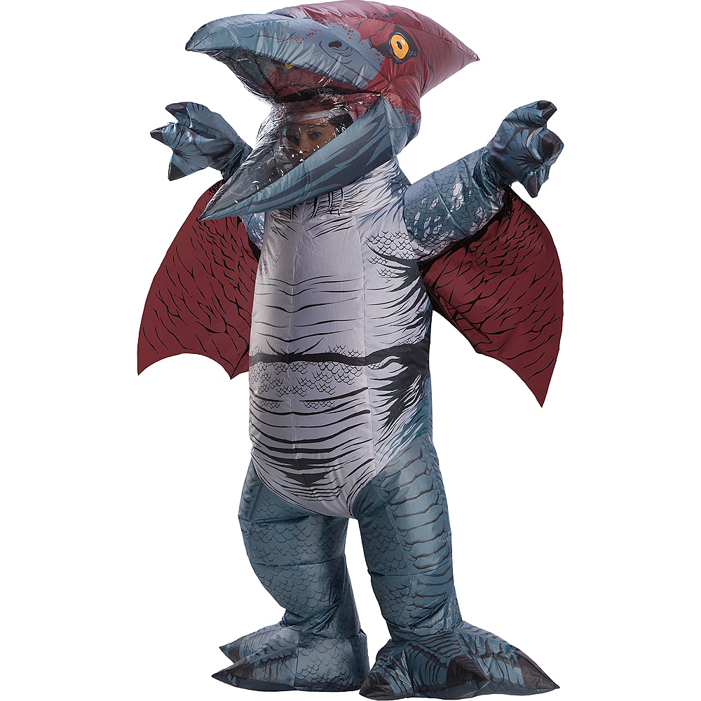 Adult Inflatable Pteranodon Costume - Jurassic World: Fallen Kingdom  Image #1