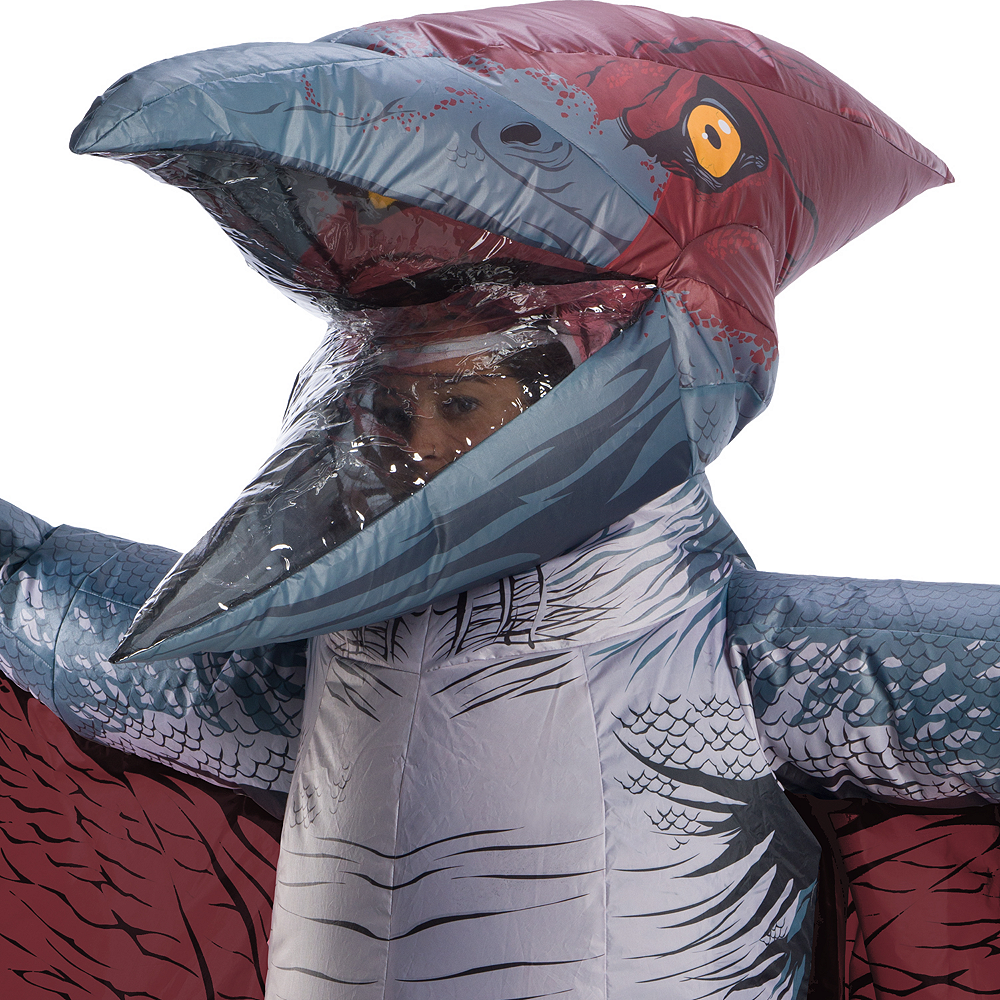 Adult Inflatable Pteranodon Costume - Jurassic World: Fallen Kingdom  Image #2