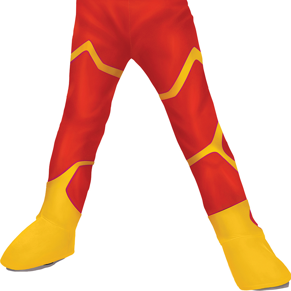Boys Heatblast Costume - Ben 10 Image #4