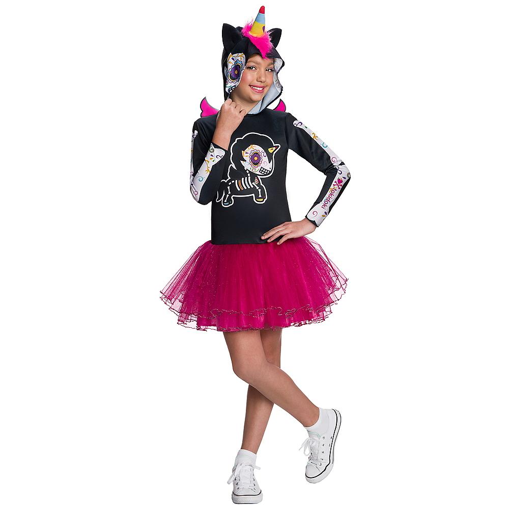 Girls Caramelo Unicorno Costume - Tokidoki Image #1