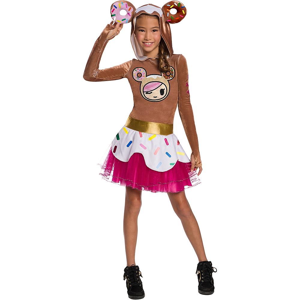 Girls Donutella Costume - Tokidoki Image #1
