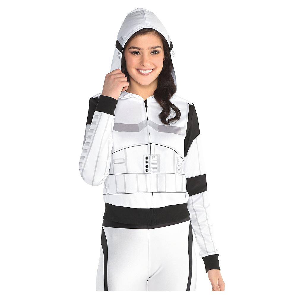 Adult Stormtrooper Hoodie - Star Wars Image #1