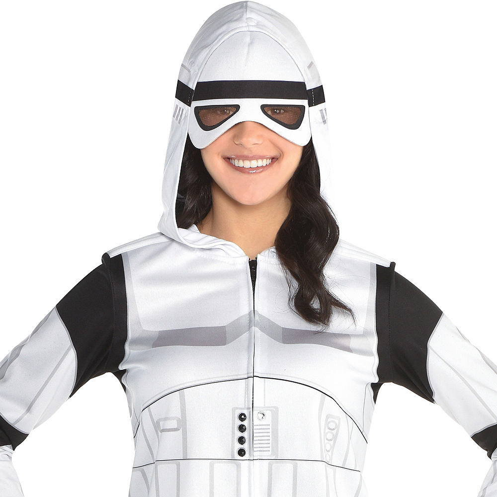 Nav Item for Adult Stormtrooper Hoodie - Star Wars Image #2