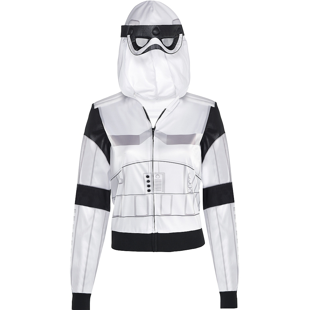Nav Item for Adult Stormtrooper Hoodie - Star Wars Image #3