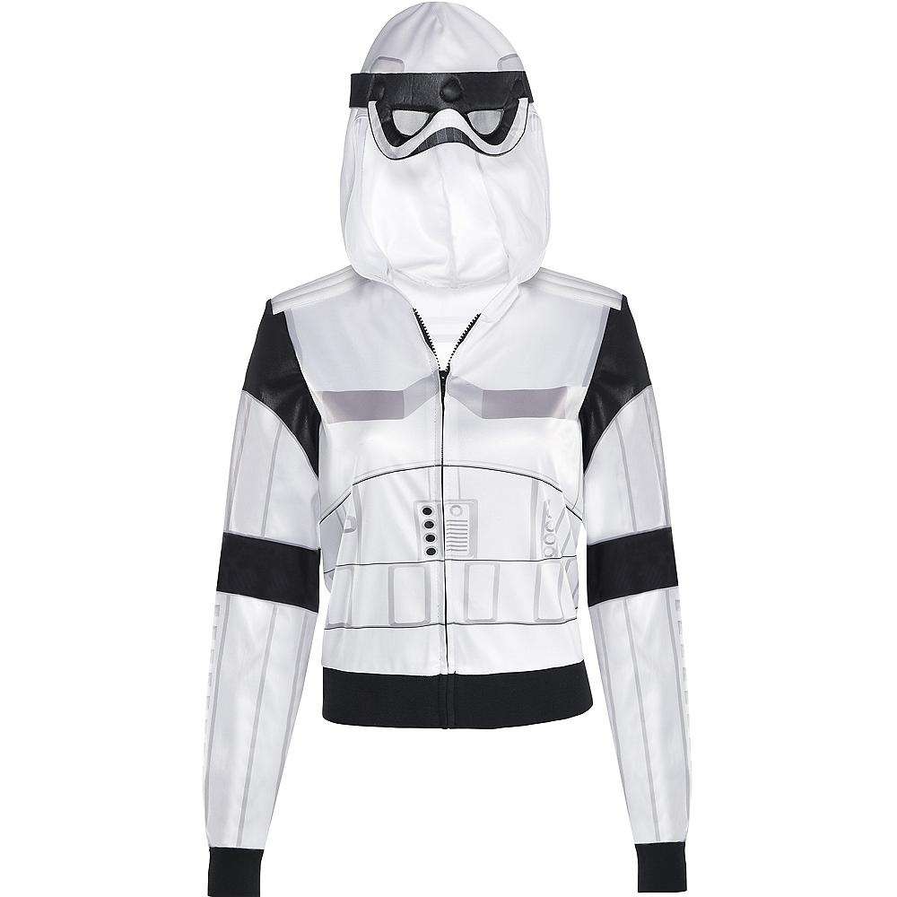 Adult Stormtrooper Hoodie - Star Wars Image #3