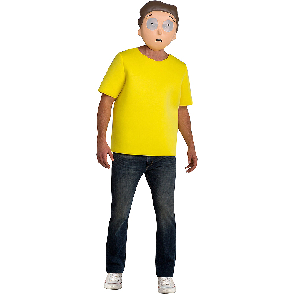 Adult Morty Costume - Rick and Morty Image #1