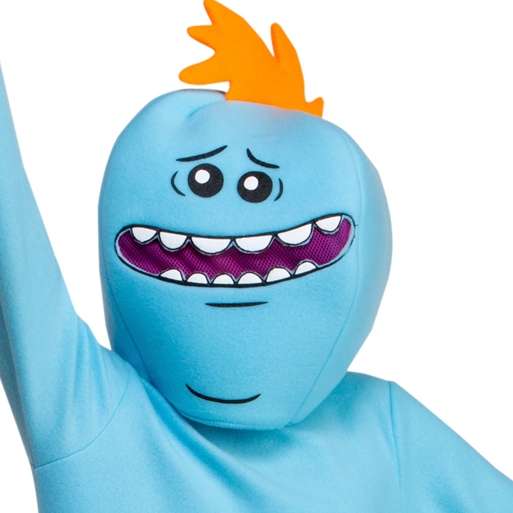 Teen Boys Mr. Meeseeks Costume - Rick and Morty Image #2