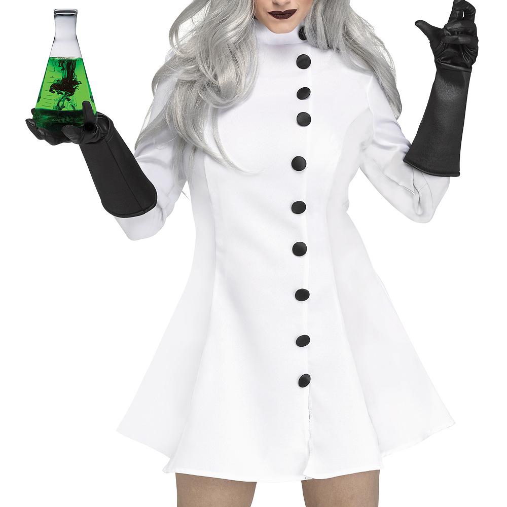 Womens Mad Scientist Costume Image #2