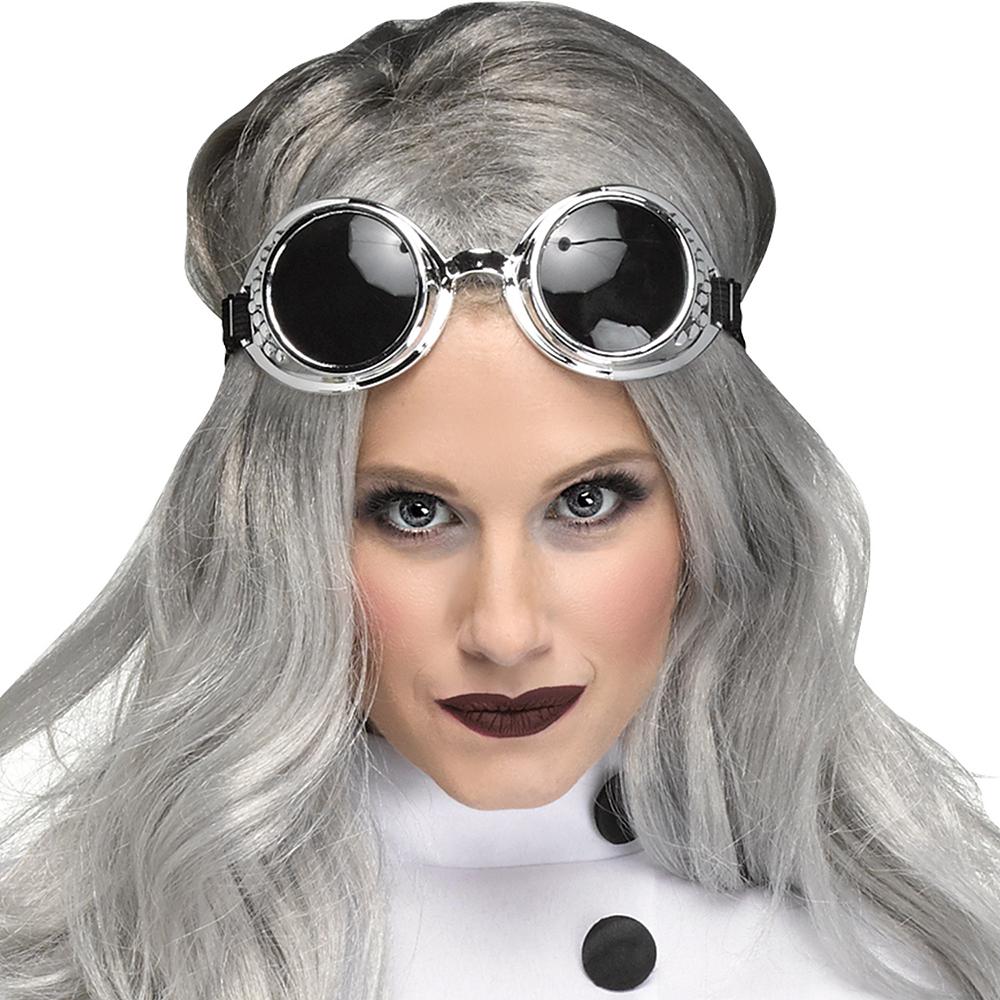 Womens Mad Scientist Costume Image #4