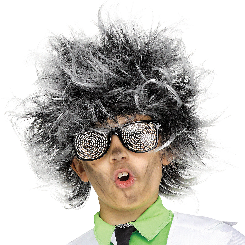 Boys Mad Scientist Costume Image #4