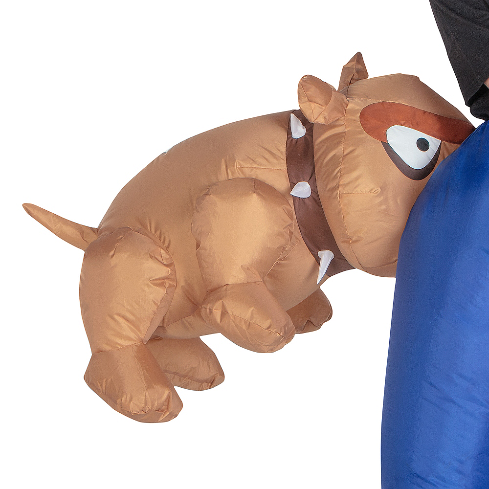 Nav Item for Child Inflatable Dog Costume Image #2