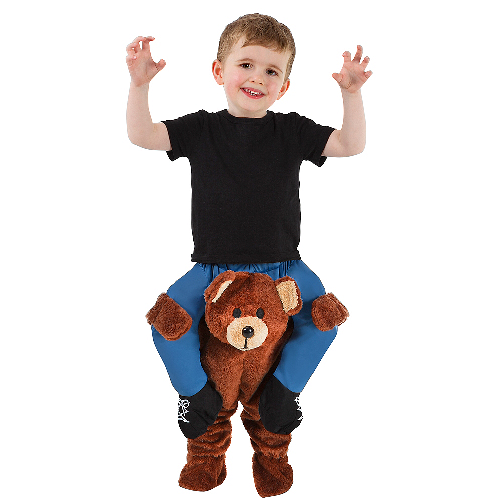 Child Bear Ride On Costume Party City