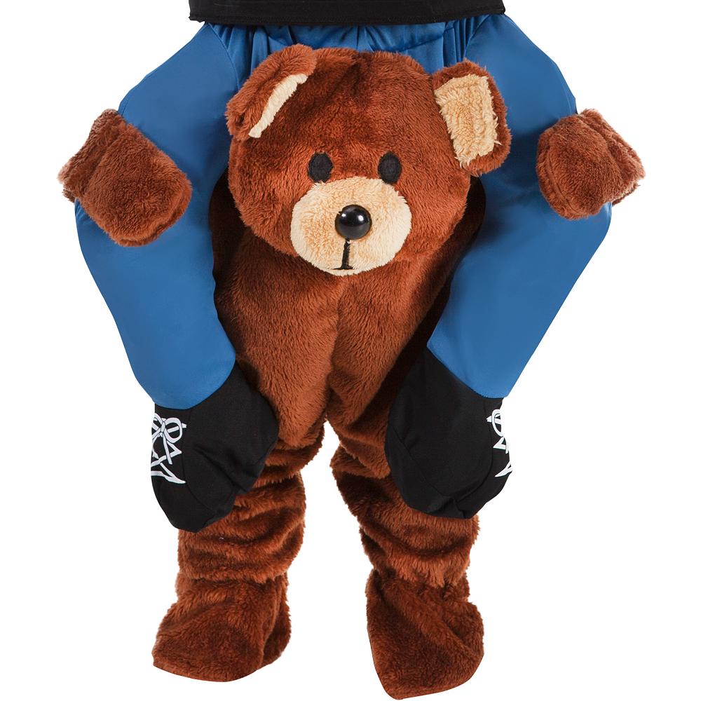 Child Bear Ride-On Costume Image #2