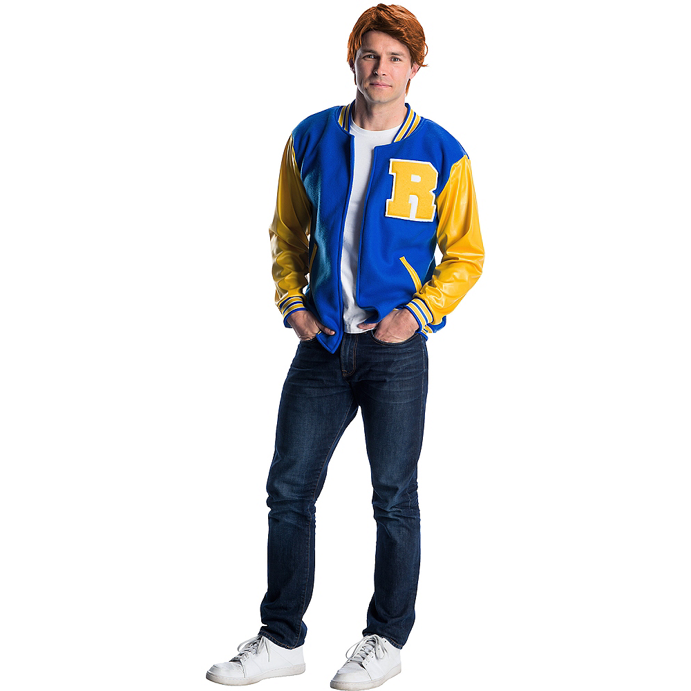 Nav Item for Adult Archie Andrews Accessory Kit - Riverdale Image #1