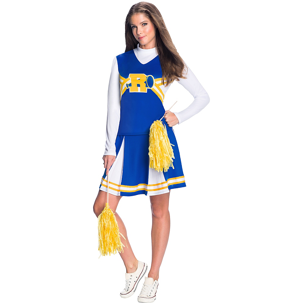 Adult Riverdale Bulldogs Cheer Accessory Kit - Riverdale Image #1