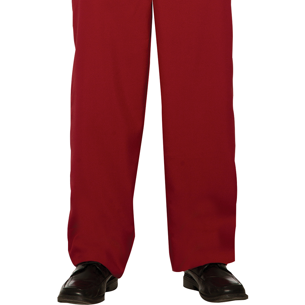 Mens Ron Burgundy Leisure Suit Costume - Anchorman Image #3