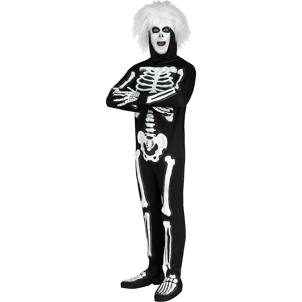 Mens B-Boy Skeleton Costume - Saturday Night Live Image #1