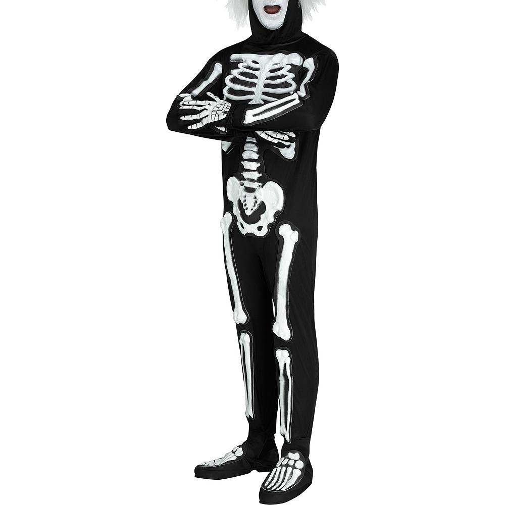 Mens B-Boy Skeleton Costume - Saturday Night Live Image #3