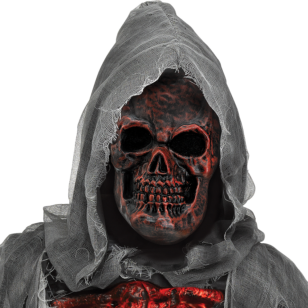 Child Smoldering Reaper Costume Image #2
