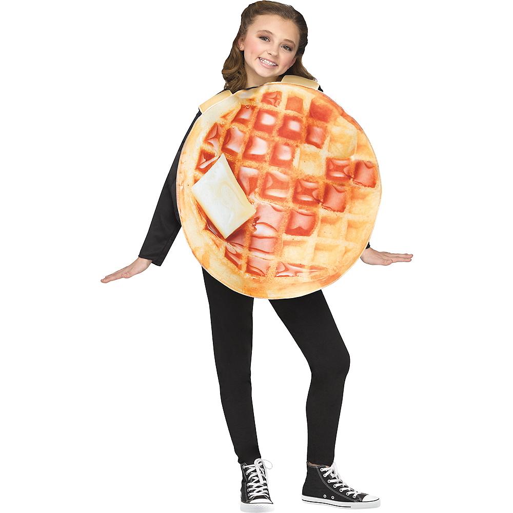 Child Waffle Costume Image #1