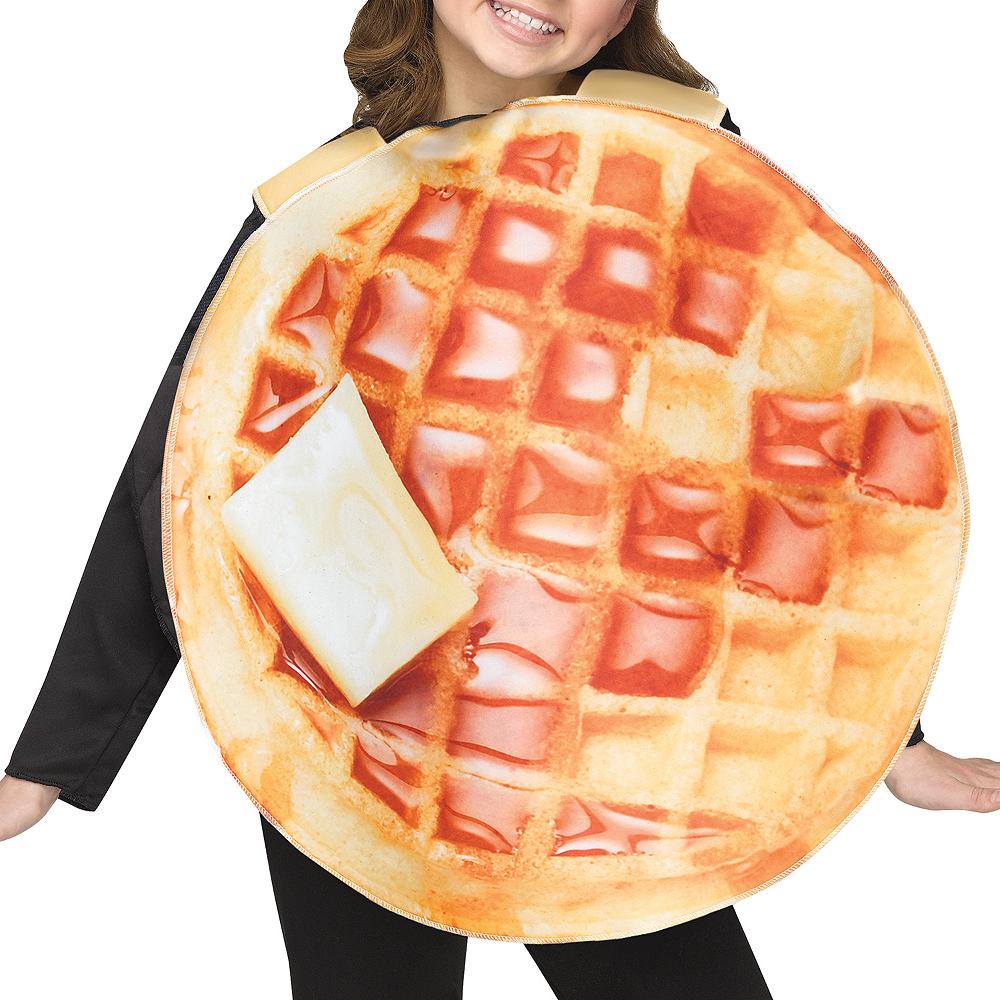Child Waffle Costume Image #2
