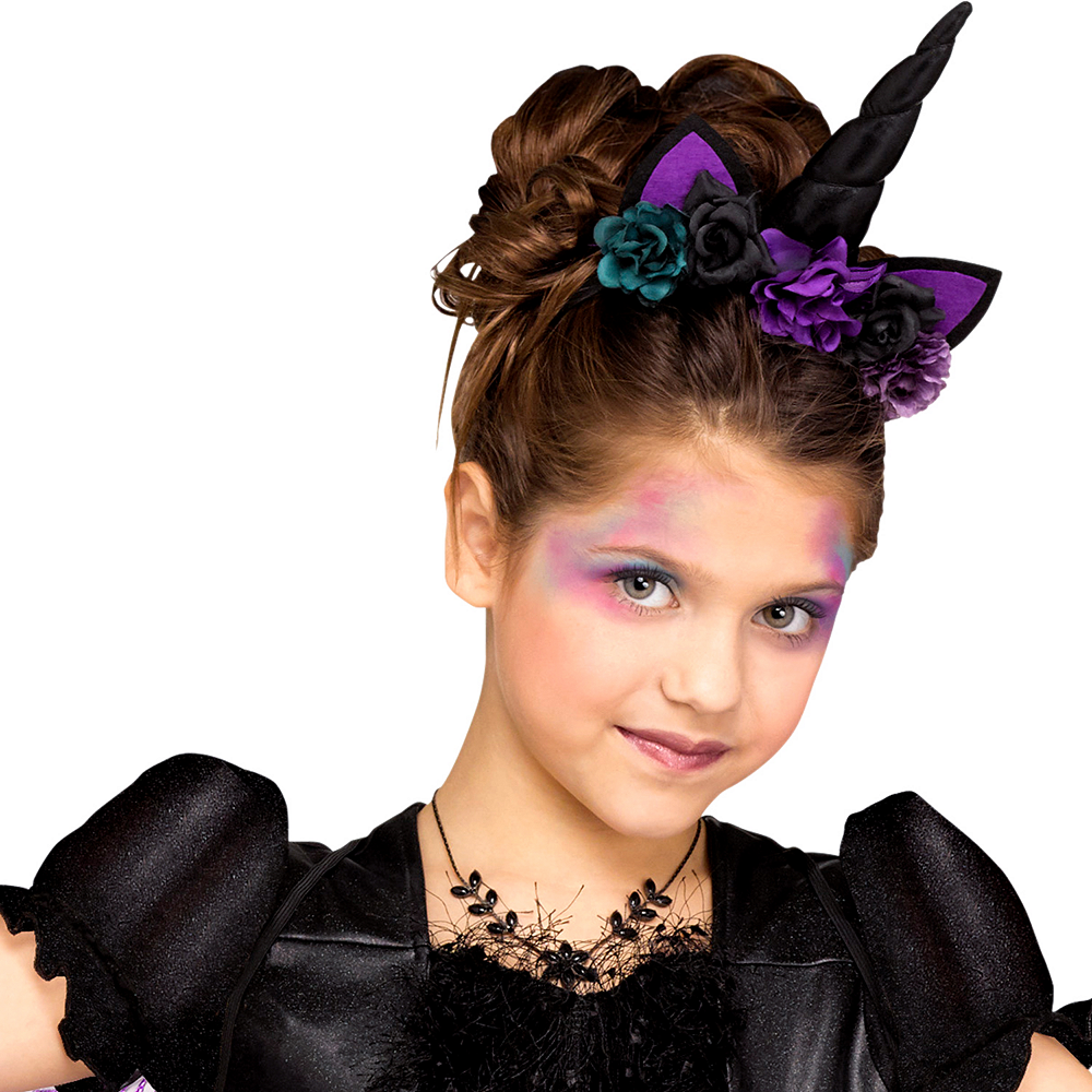 Girls Moonlight Unicorn Costume Image #2